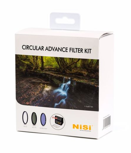 NiSi Filter Circular Advanced Kit (82mm)