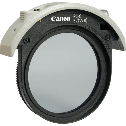 Canon PL-C52 (WII) Drop-in Filter (C-POL)