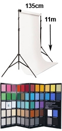 KAPEA Creativity Studio Paper Backdrop 11m x 1,35m