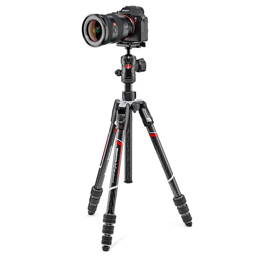 Manfrotto Befree Advanced hiilikuitu (MKBFRTC4-BH)
