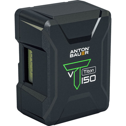 Anton Bauer Titon 150 V-Mount Lithium-Ion Battery