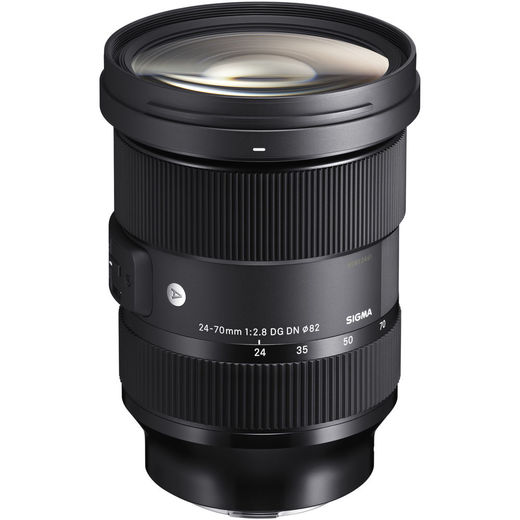 Sigma 24-70mm F2.8 DG DN Art,  Sony e-mount