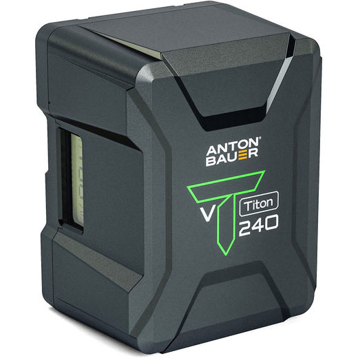Anton Bauer Titon SL 240 V-Mount Lithium-Ion Battery