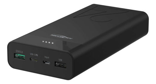 Ansmann PowerBank 24Ah Type-C 18W PD (24000mAh)