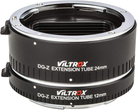Viltrox DG-Z Auto Focus Macro Extension Tube Lens Adapter for Nikon Z