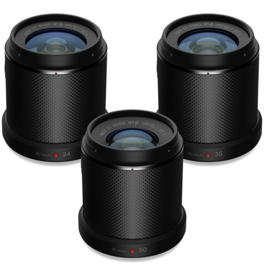 DJI Full-frame Lens for Zenmuse P1 camera