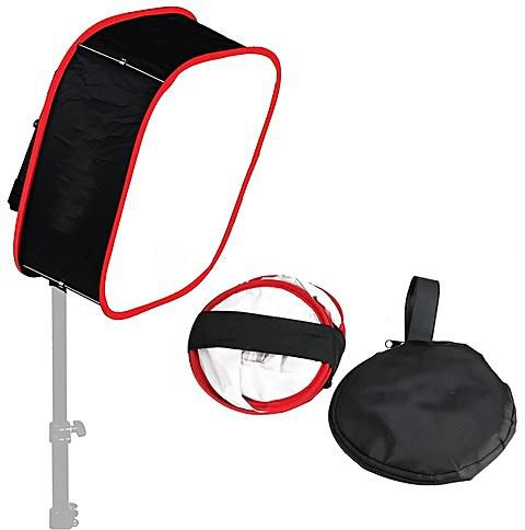 AccPro Softbox LED-paneelille 40x40cm