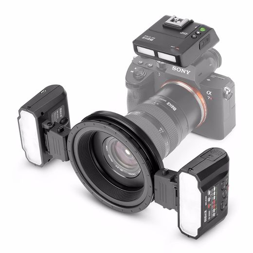 Meike MK-MT24 Macro Twin Lite Flash, Sony