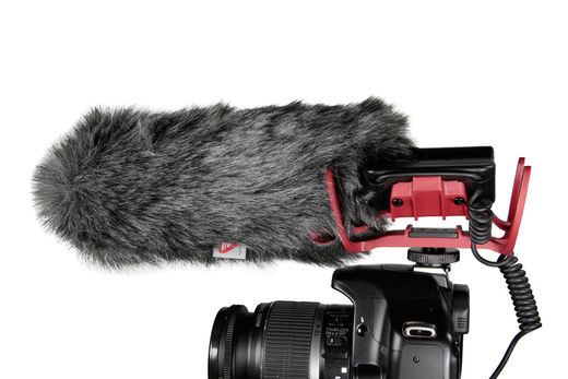 RYCOTE Mini Windjammer Røde VideoMic