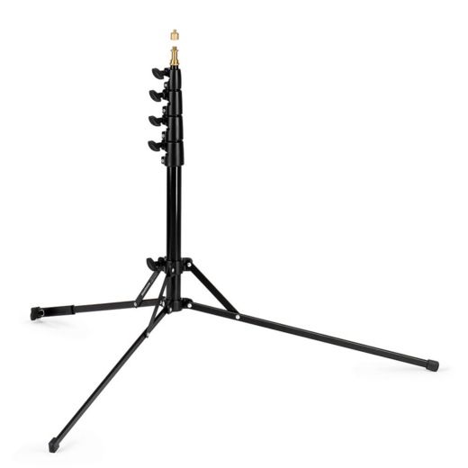 Manfrotto 5002BL studiojalusta (light stand) 52-197cm