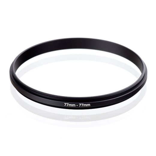 Coupling Ring Male-Male 77-77mm