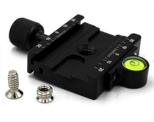 AccPro QR-60 Quick Release Clamp