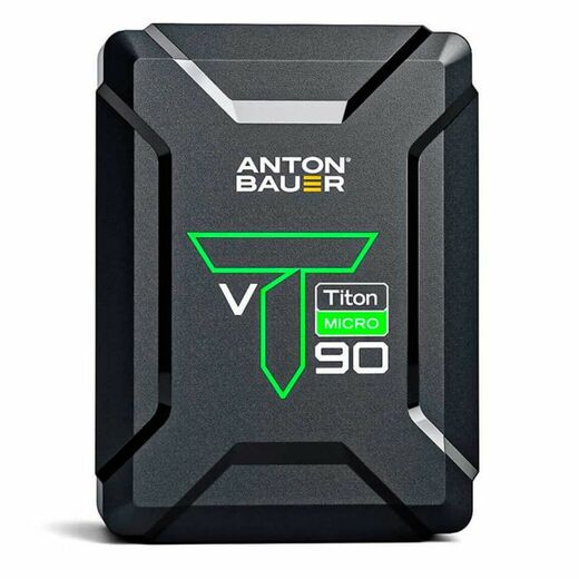 Anton Bauer Titon Micro 90 V-Mount Lithium-Ion Battery