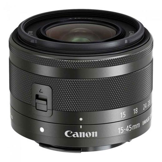 Canon EF-M 15-45mm f/3.5-6.3 IS STM MUSTA