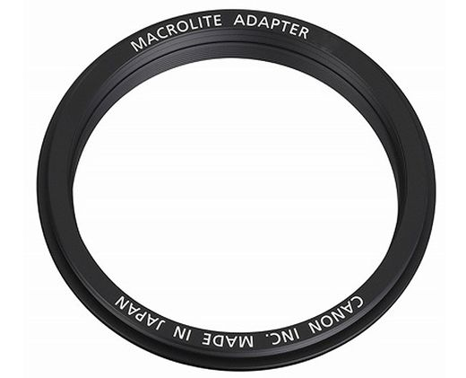 OUTLET Canon 58C Macrolite Adapter