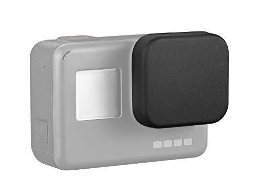 OUTLET AccPro Hero5 / Hero6 / Hero7 Lens Protective cover (Musta)