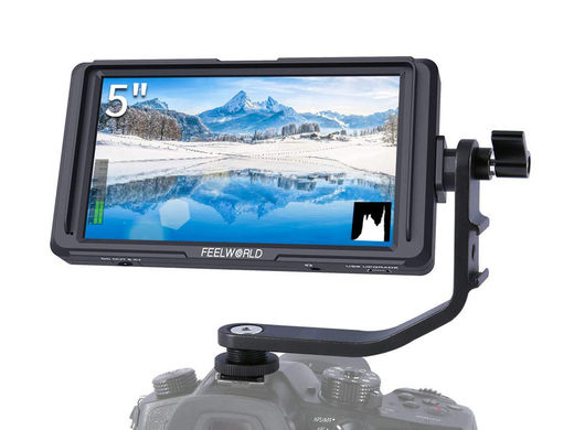 Feelworld F5 LCD MONITOR