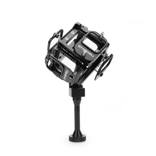 OUTLET Freewell GoPro Hero5 / Hero6  Hero7 360° 3+3 CAMERA RIG