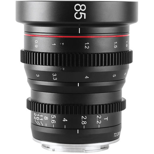 Meike 85mm T/2.2 Cinema Lens, Sony-E mount