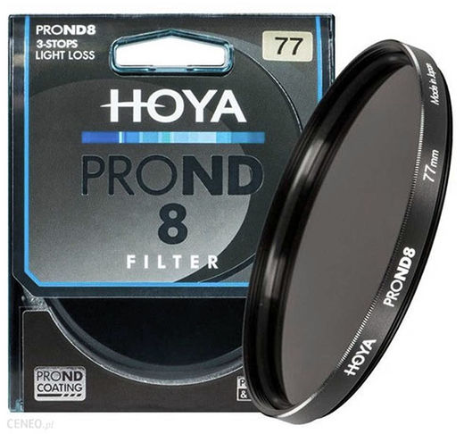 Hoya PROND ND8 harmaasuodin