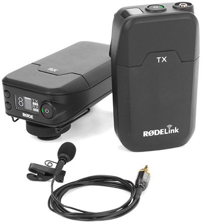 Rode RodeLink Wireless Filmmaker Kit