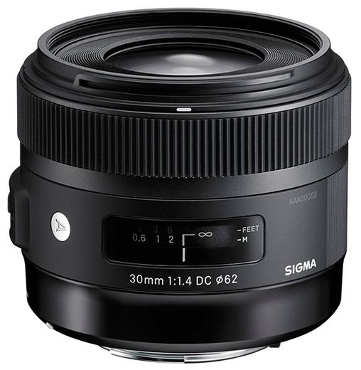 Sigma 30mm F1.4 DC HSM Art , Canon