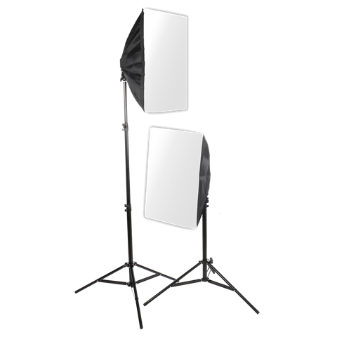 Studioking Daylight Kit SB5070 8 x 45 W