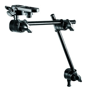 Manfrotto Single Arm 196B-2 Black 2 Section
