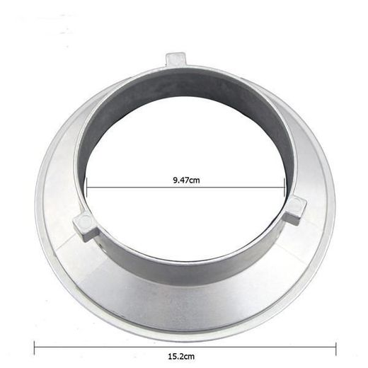 Linkstar Speed ring adapter -> Bowens DBBW 152mm