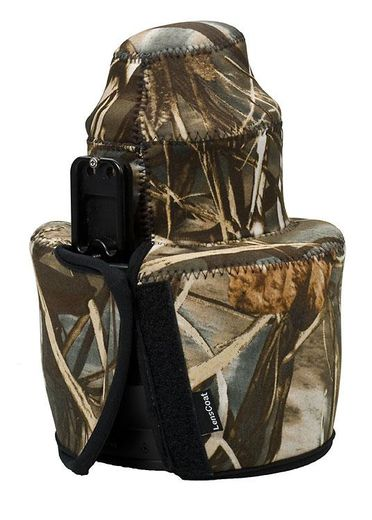LensCoat TravelCoat Nikon 200 VR- Realtree Max4 (TC200VRM4)