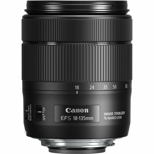 Canon EF-S 18-135mm f/3.5-5.6 IS Nano-USM